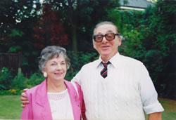 Joyce & Joseph Evelyn Shuman